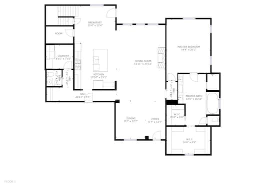 11342 Fords Cove Lane Photo Thumbnail - 1